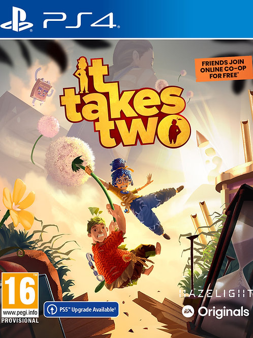 It takes two Ps4 digital