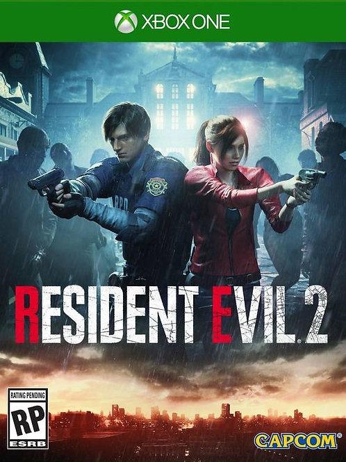 RESIDENT EVIL 2 digital Xbox One