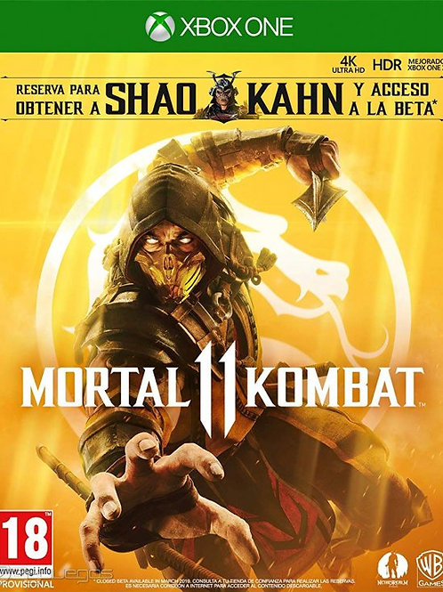 MORTAL KOMBAT 11 digital Xbox One