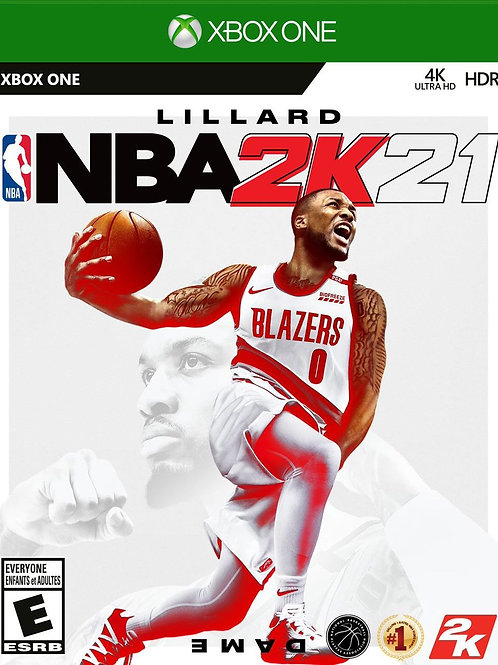 NBA 2K21 digital Xbox One