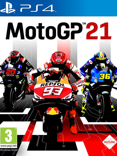 MotoGP 21 Ps4 digital