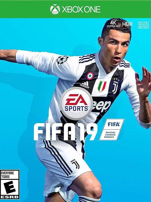 FIFA 19 digital Xbox One