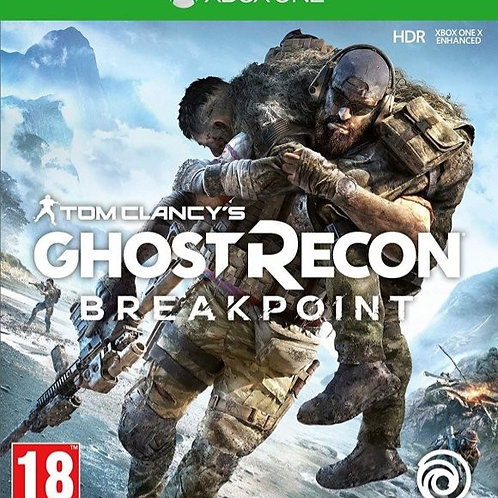 Ghost Recon Breakpoint digital Xbox One