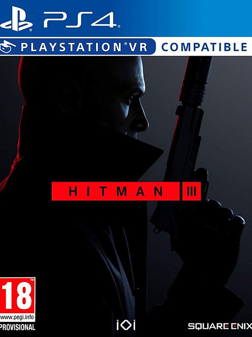HITMAN III Ps4 digital