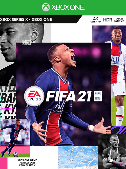FIFA 21 digital Xbox One