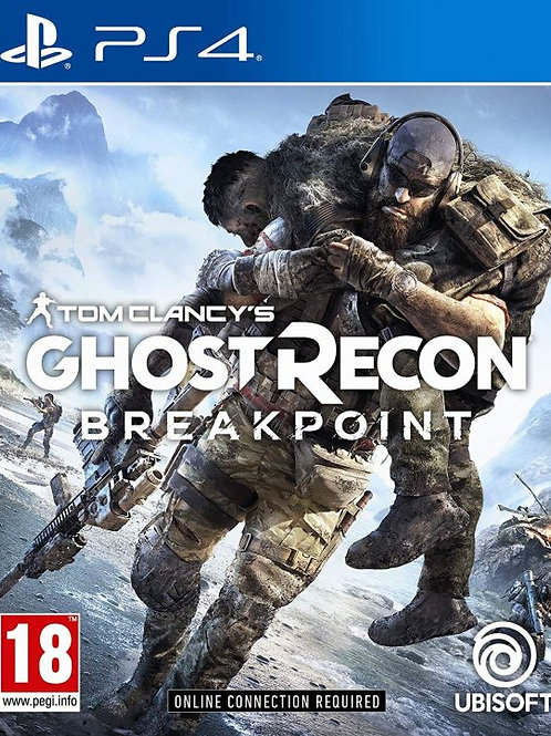 Tom Clancy's Ghost Recon Breakpoint digital ps4