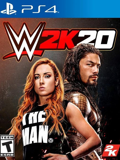 WWE 2K20 Ps4 digital