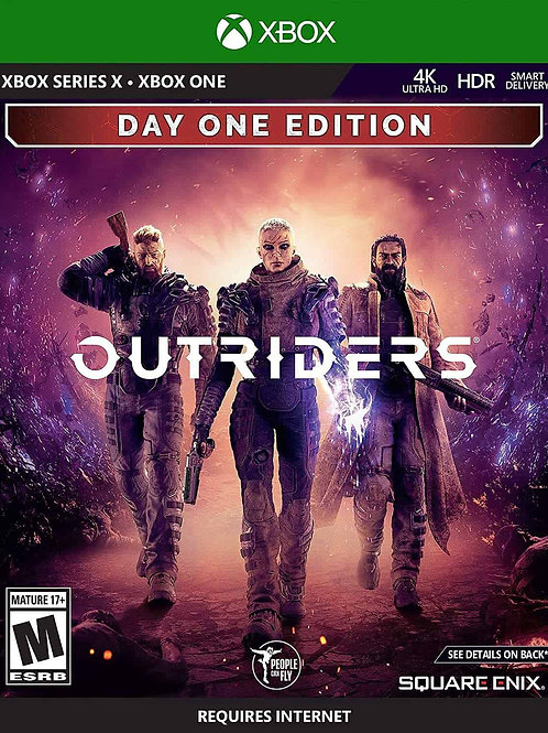 OUTRIDERS digital Xbox One