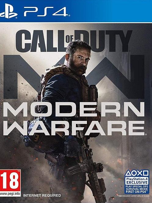 Call of Duty: Modern Warfare digital Ps4