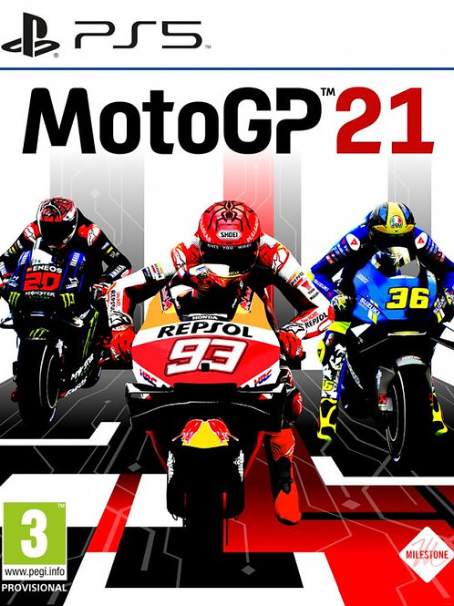MotoGP 21 - PS5 digital