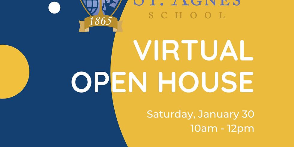 Virtual Open House - Catholic Schools Week