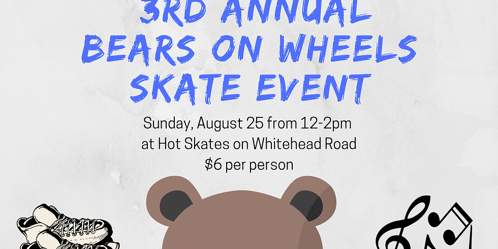 3rd Annual Bears on Wheels Event