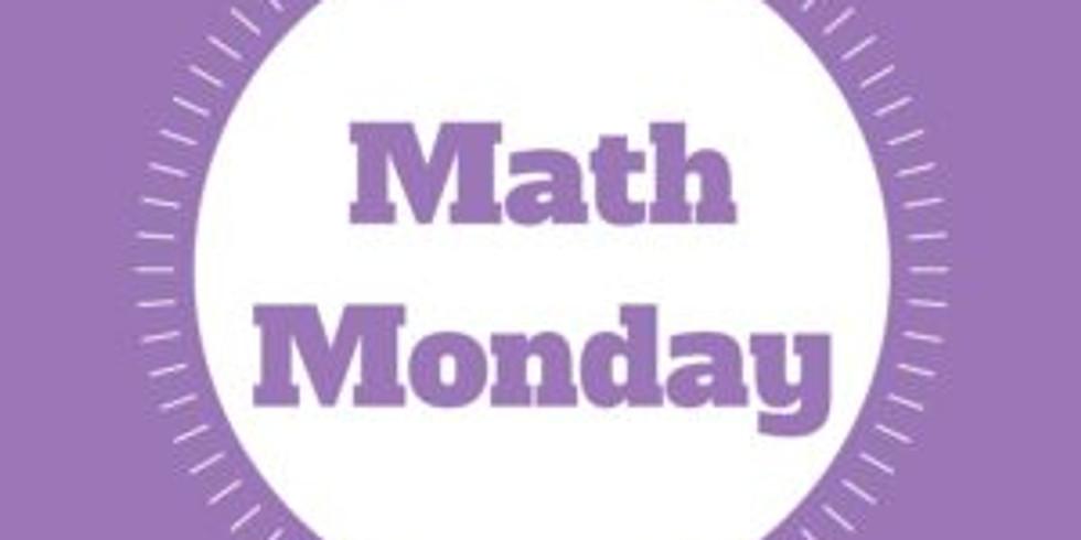 Math Monday (4)