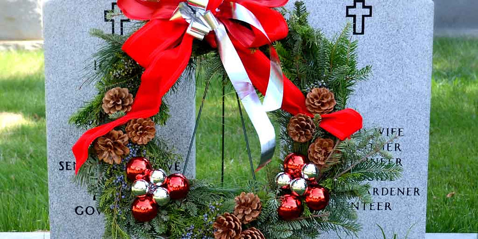 Wreaths Across America - Clean Up Project