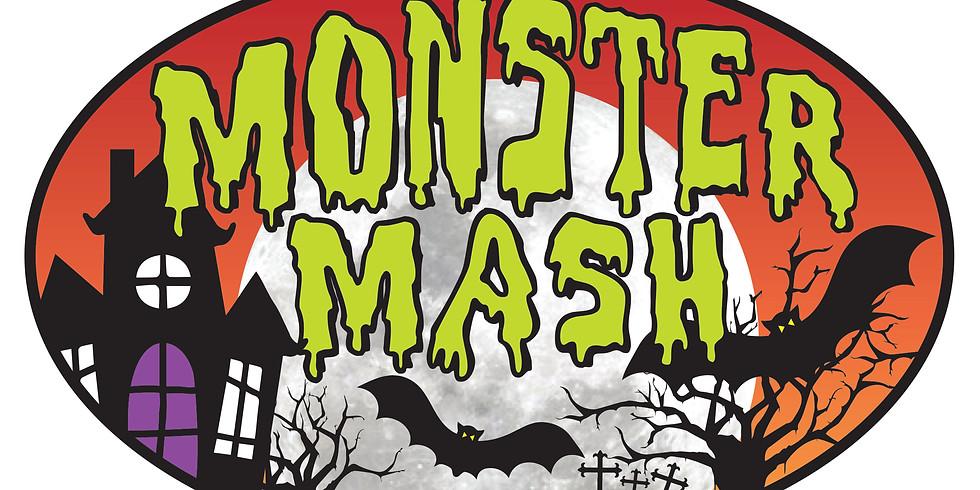 Middle School Monster Mash Bash