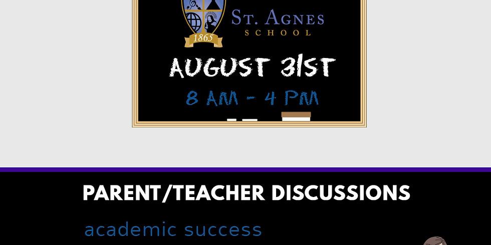 Parent/Teacher Intake Conferences (1)