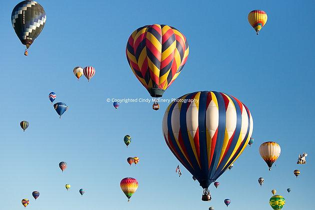 Balloon Festival #20