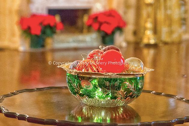 Governor's Mansion December #15