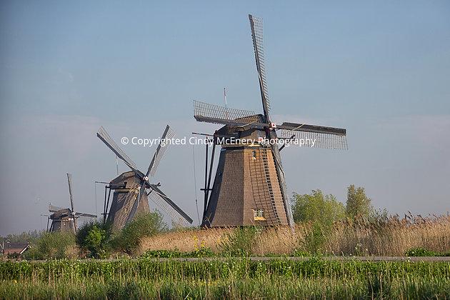 Kinderdijk Windmills #8