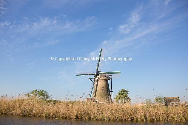 Kinderdijk Windmills #4