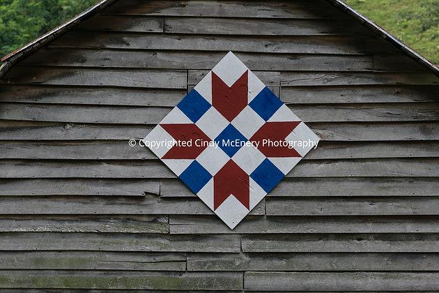 Barn Quilt #4 (2) | Watauga County