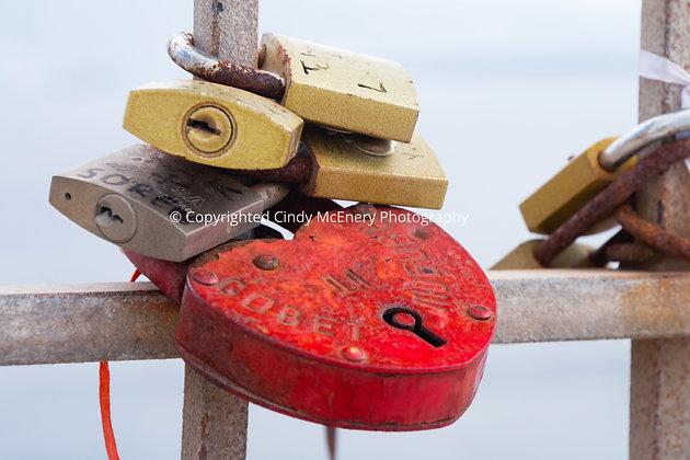 Locks of Love #2 | Santorini