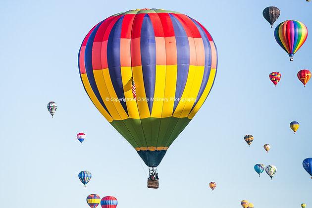 Balloon Festival #17