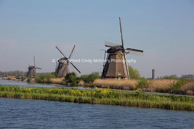 Kinderdijk Windmills #10
