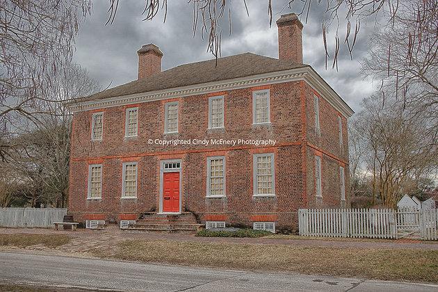 George Wythe House #1