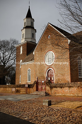 Bruton Parish Church #1