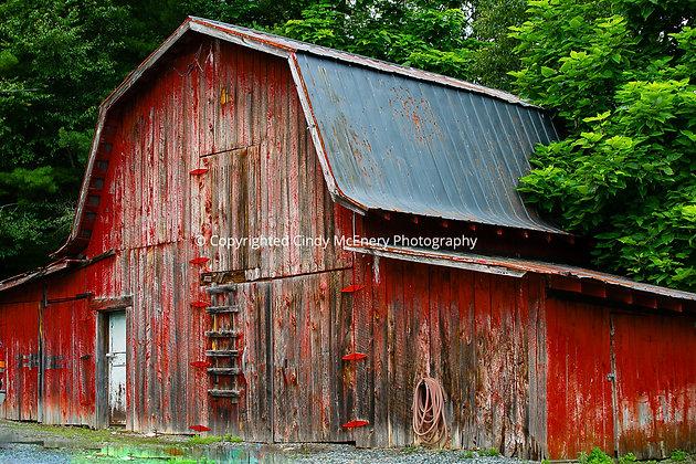 Barn #2   Dutch Apple Road