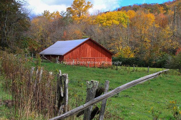 Barn #3 | Blue Ridge Parkway