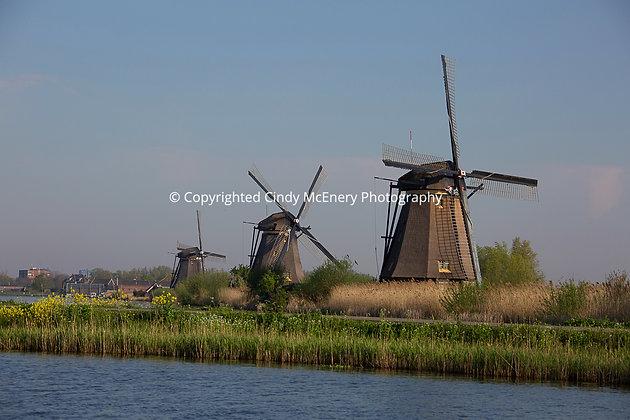 Kinderdijk Windmills #9