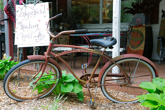 Linville Mercantile Bike #3