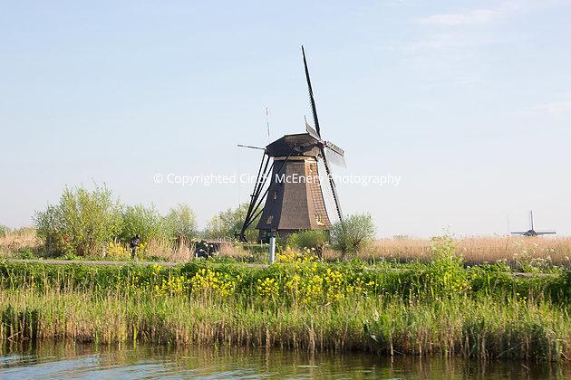 Kinderdijk Windmills #7