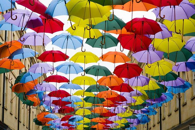 Bath Umbrellas