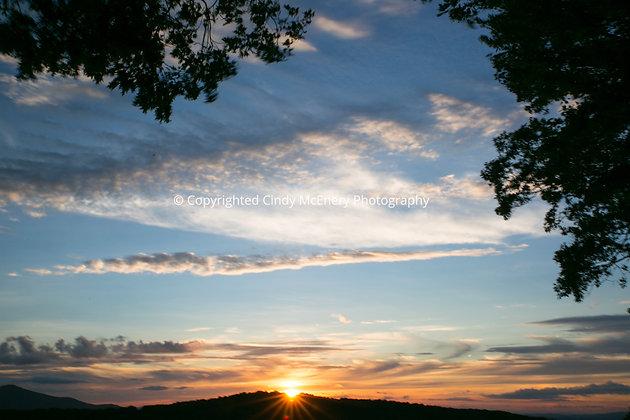 Banner Elk Sunset #8