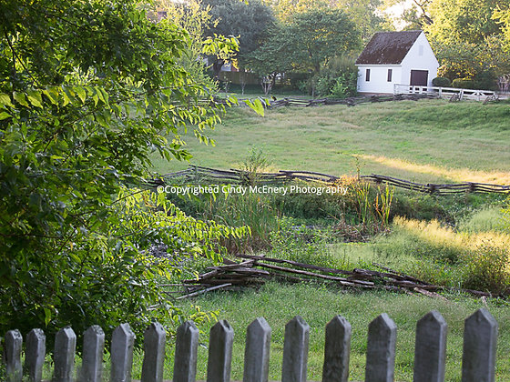 Williamsburg Landscape