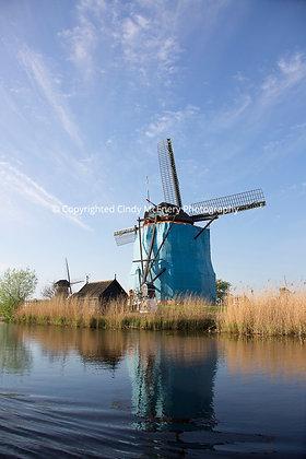 Kinderdijk Windmills #6