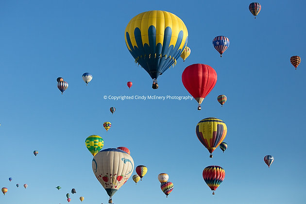 Balloon Festival #7