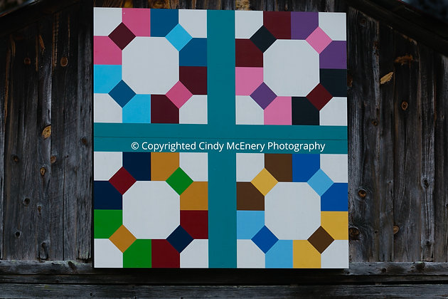 Barn Quilt #8 | McDowell County