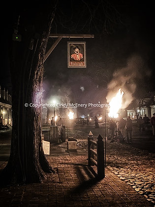 Colonial Williamsburg by Night #2