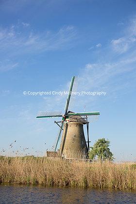 Kinderdijk Windmills #5
