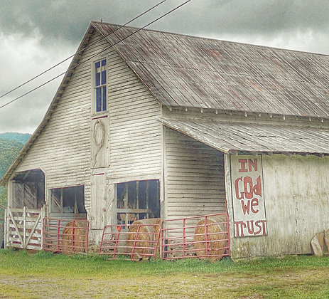 Valle Crucis Barn