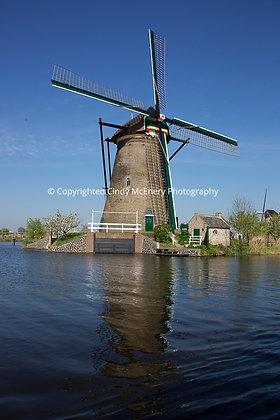 Kinderdijk Windmills #13