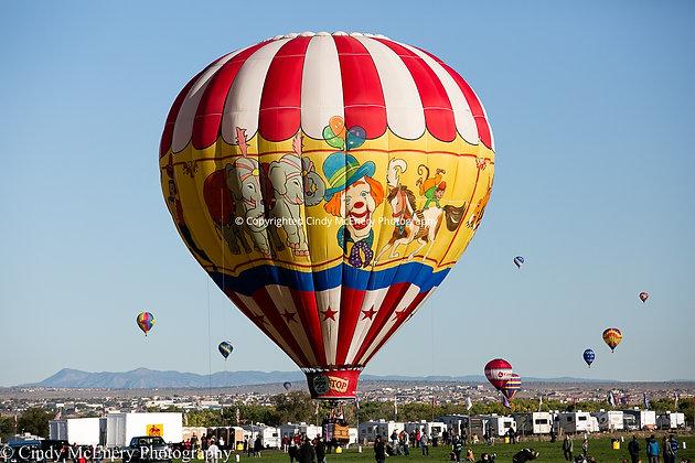 Balloon Festival #1