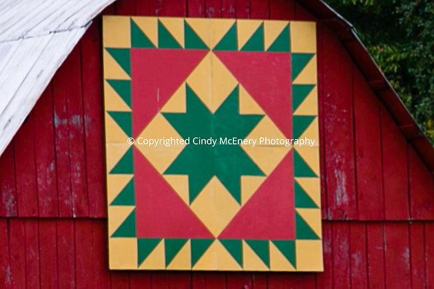 Barn Quilt #2 | West Jefferson