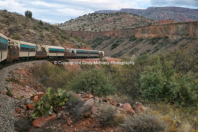 Train #2 | Verde Canyon, Arizona