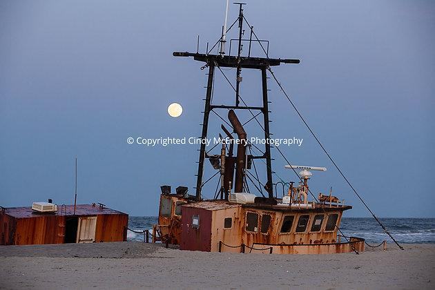Docked Moon #2
