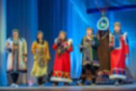 фольклорная группа улгэн